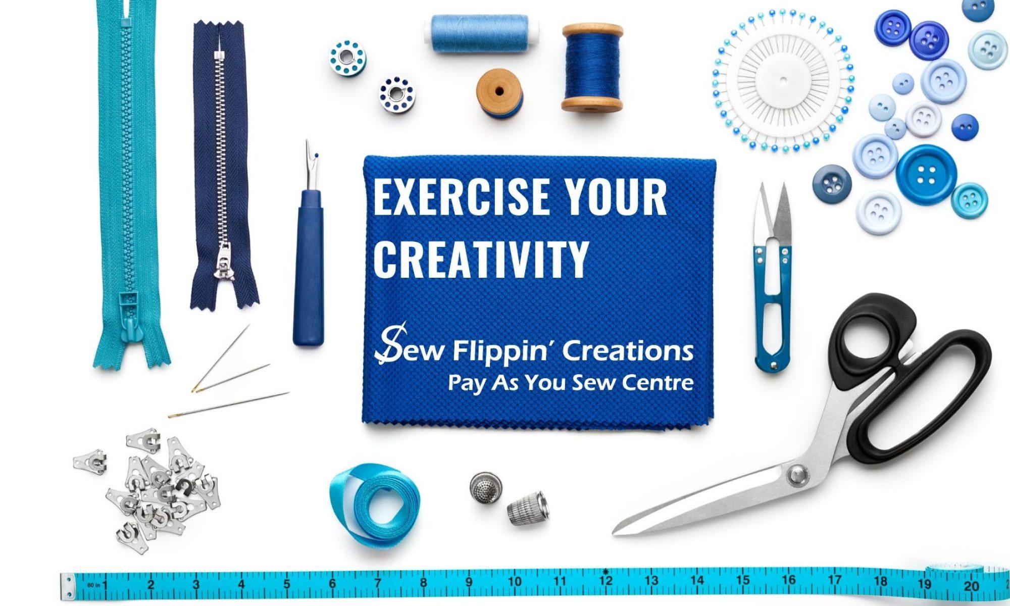 Sew Flippin' Creations